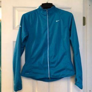 Nike Dri fit running jacket size large